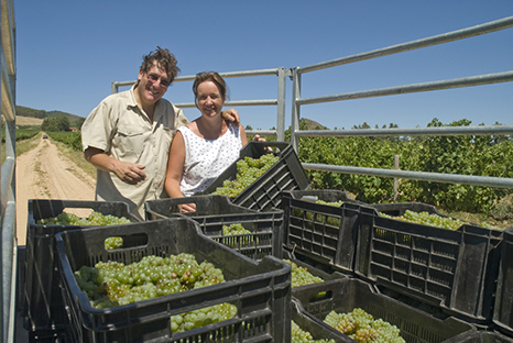 Jeremy & Emma in Southern cross vineyard.jpg